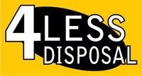 For Less Disposal Logo